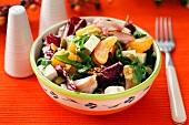 Firecracker Chicken Salad with Mandarin Oranges