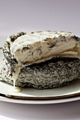 Selles-sur-Cher goat's cheese from France