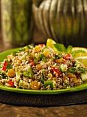 Tabouleh (bulgur wheat salad)