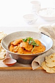 Butter chicken (Indian chicken curry)