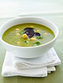Chick-pea soup