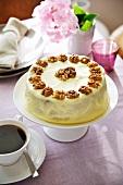 A walnut cake