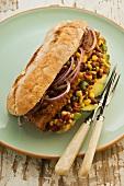 Mexico-Sandwich