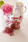 Rose brittle
