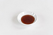 A bowl of oyster sauce