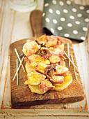Pulpo a feira (squid dish, Galicia)