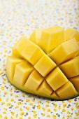 Mango, cut into cubes