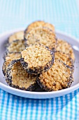 Poppyseed biscuits