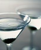 Zwei Martinis (Close Up)