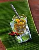 Six rasa chutney (Ayurvedic cuisine)