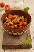 Gyuvetche (Bulgarian pork stew)
