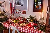 Weihnachtsbuffet (Schweden)