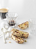 Biscotti alla molisana (biscuits with dried fruits, Italy)