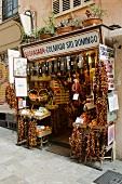 A delicatessen in Palma de Majorca