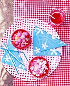 Sweets for a picnic