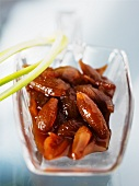 Sweet and sour onion confit