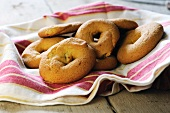 Ciambellina (Italian ring-shaped pastries)