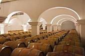 Malhadinha Nova winery (Portugal)
