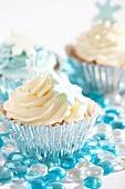 Celebratory cupcakes