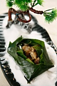 Banana Leaf Chicken