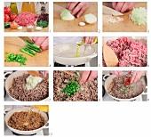Hackfleisch anbraten (für Chili con carne)