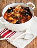 Bowl of Fisherman's Stew