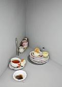 Symbolbild für die englische Küche mit Scones & Tee