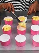 Cupcakes zubereiten