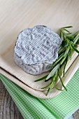 Chevre cendre from France