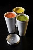 Assorted Kulfi; Indian Ice Cream