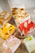French fruit nougat