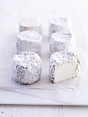 Crottin (French goat's cheese)