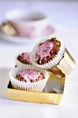 Fruit tea muffins