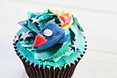 Cupcake für die Kinderparty