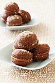 Spanish Chocolate Sandwich Cookies