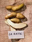 La Ratte potatoes