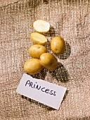 Princess potatoes