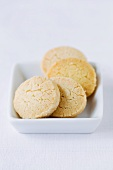 Heidesand biscuits (German shortbread)