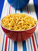 Bowl of Kids Macaroni and Cheese
