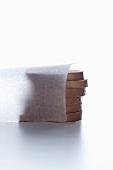 Packaged melba toast