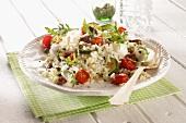 Insalata di riso (Italian rice salad)