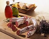French salami