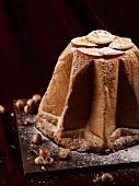 Pandoro (Christmas cake, Italy)