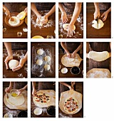 Steps for Making Homemade Pizza