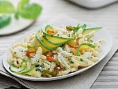 Gnocchetti mit Zucchini