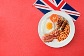 An English breakfast