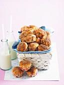 Zimt-Zucker-Muffin
