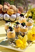 Russian eggs for Easter