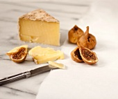 Gruyere Cheese and Figs