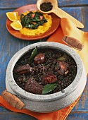 Fejoada (Brazilian bean stew)